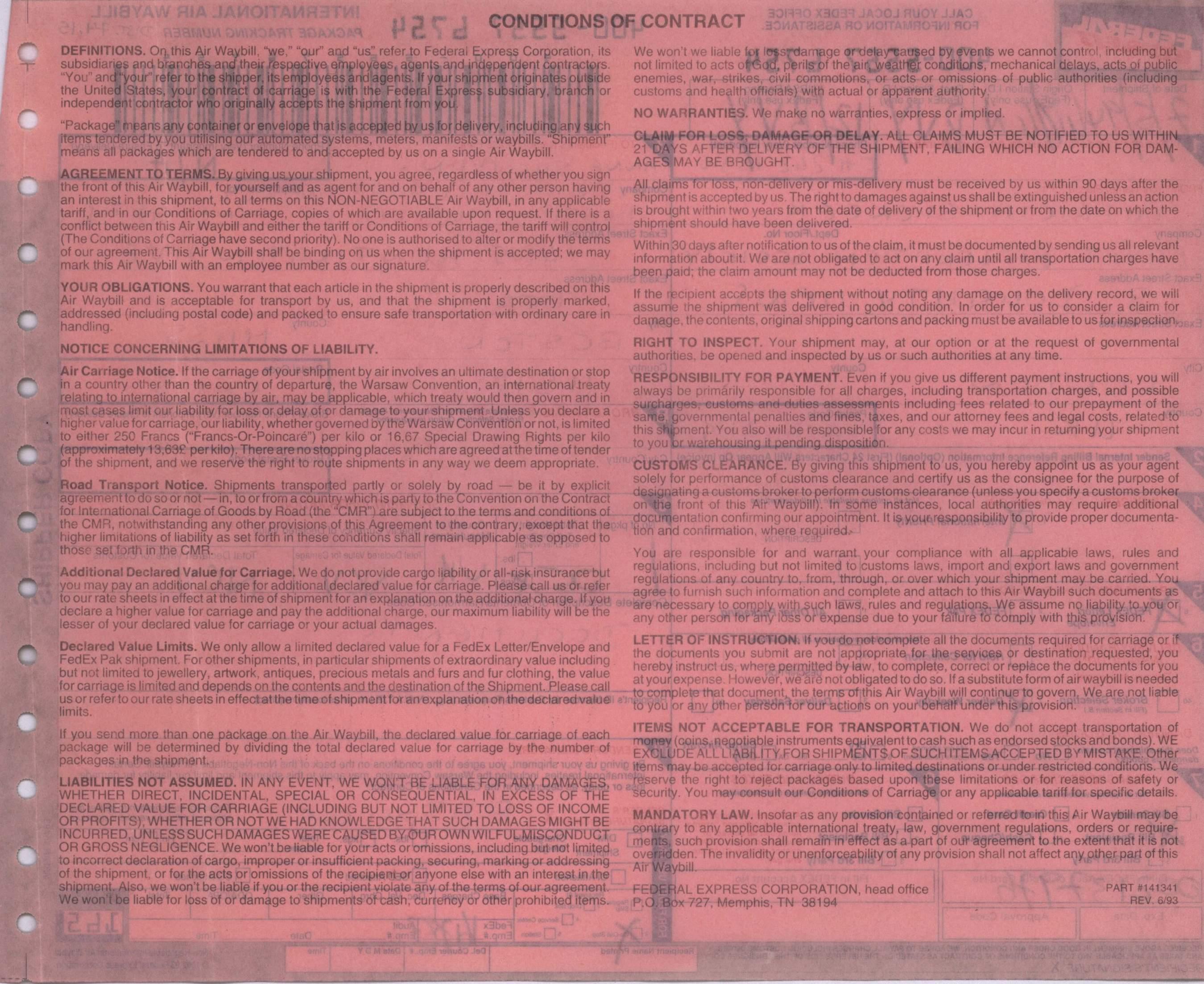 1986-2001 Saqqara, Qasr Ibrim and Memphis DIST.74.15b