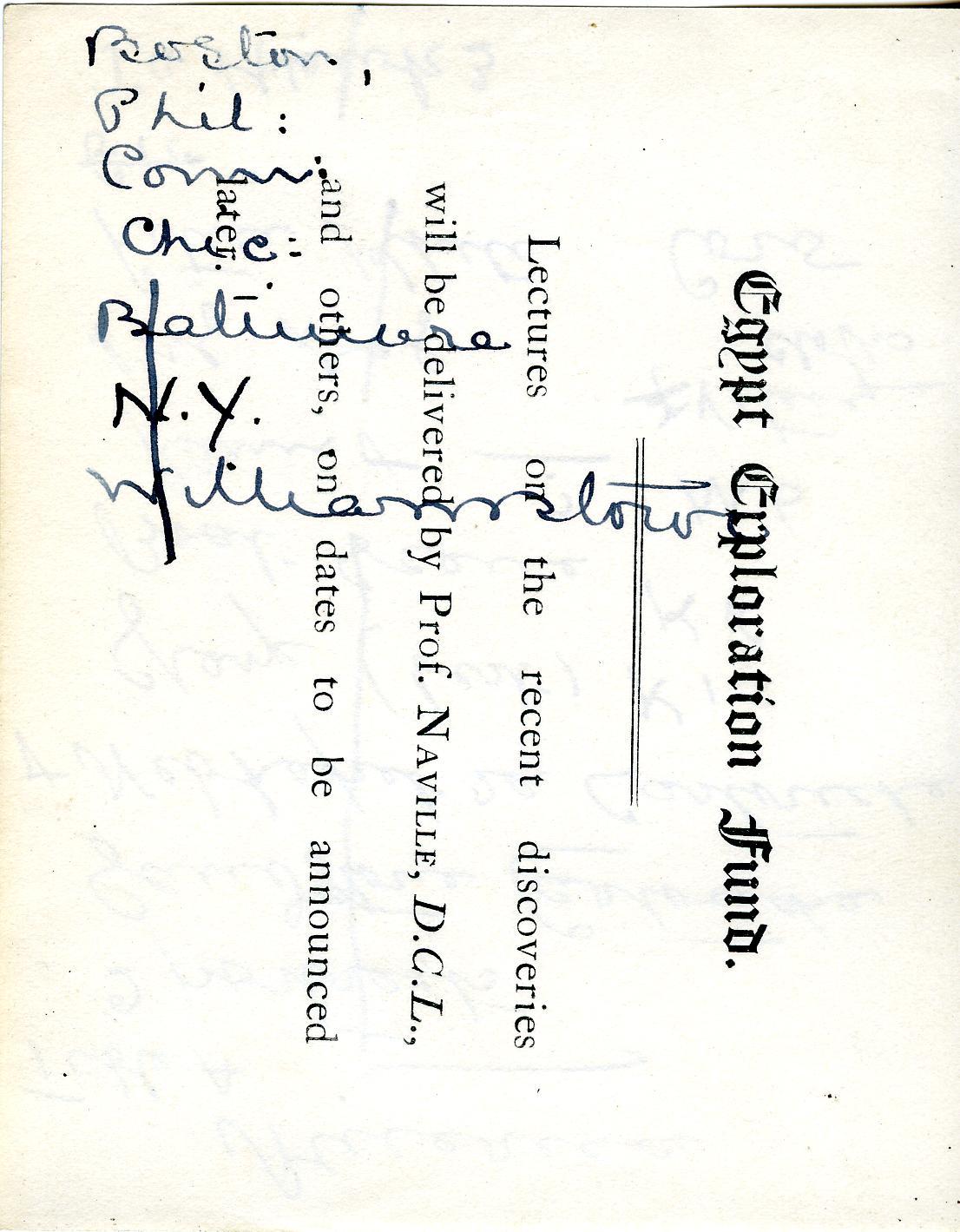1905-06 Deir el-Bahri, Oxyrhynchus DIST.26.13.047