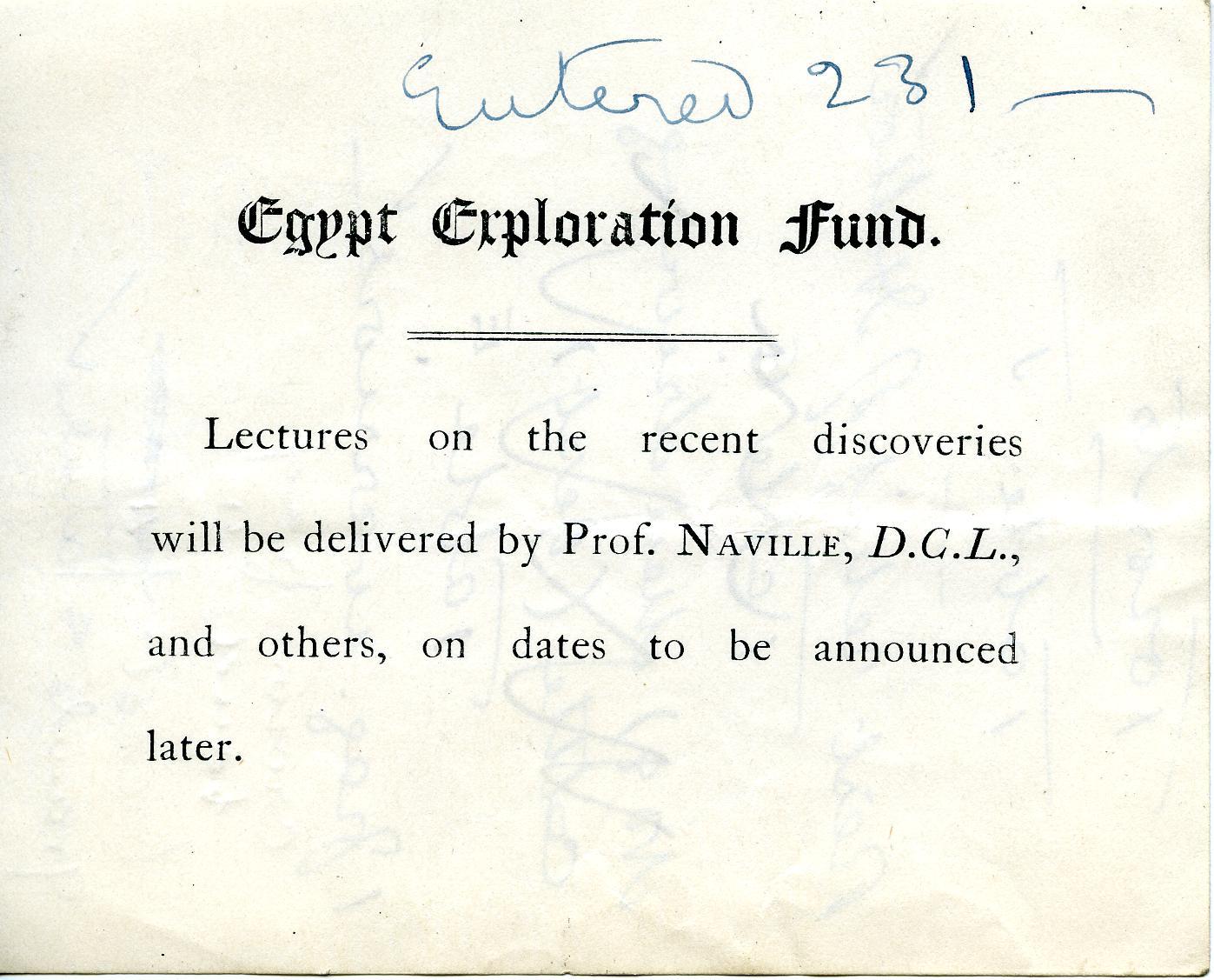 1905-06 Deir el-Bahri, Oxyrhynchus DIST.26.13.069