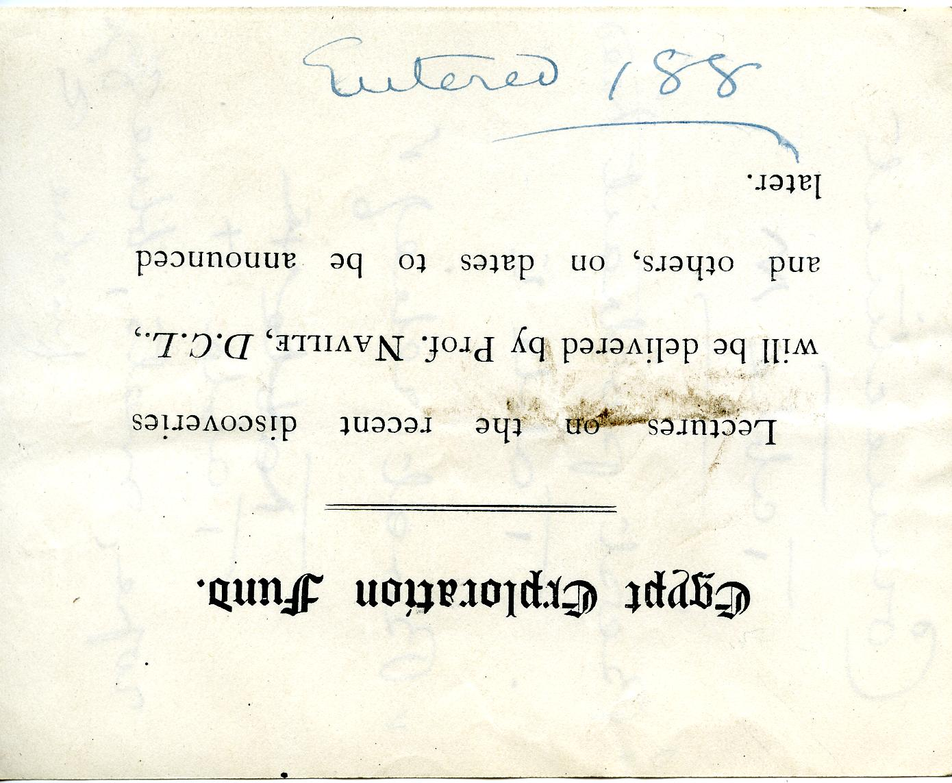 1905-06 Deir el-Bahri, Oxyrhynchus DIST.26.13.071