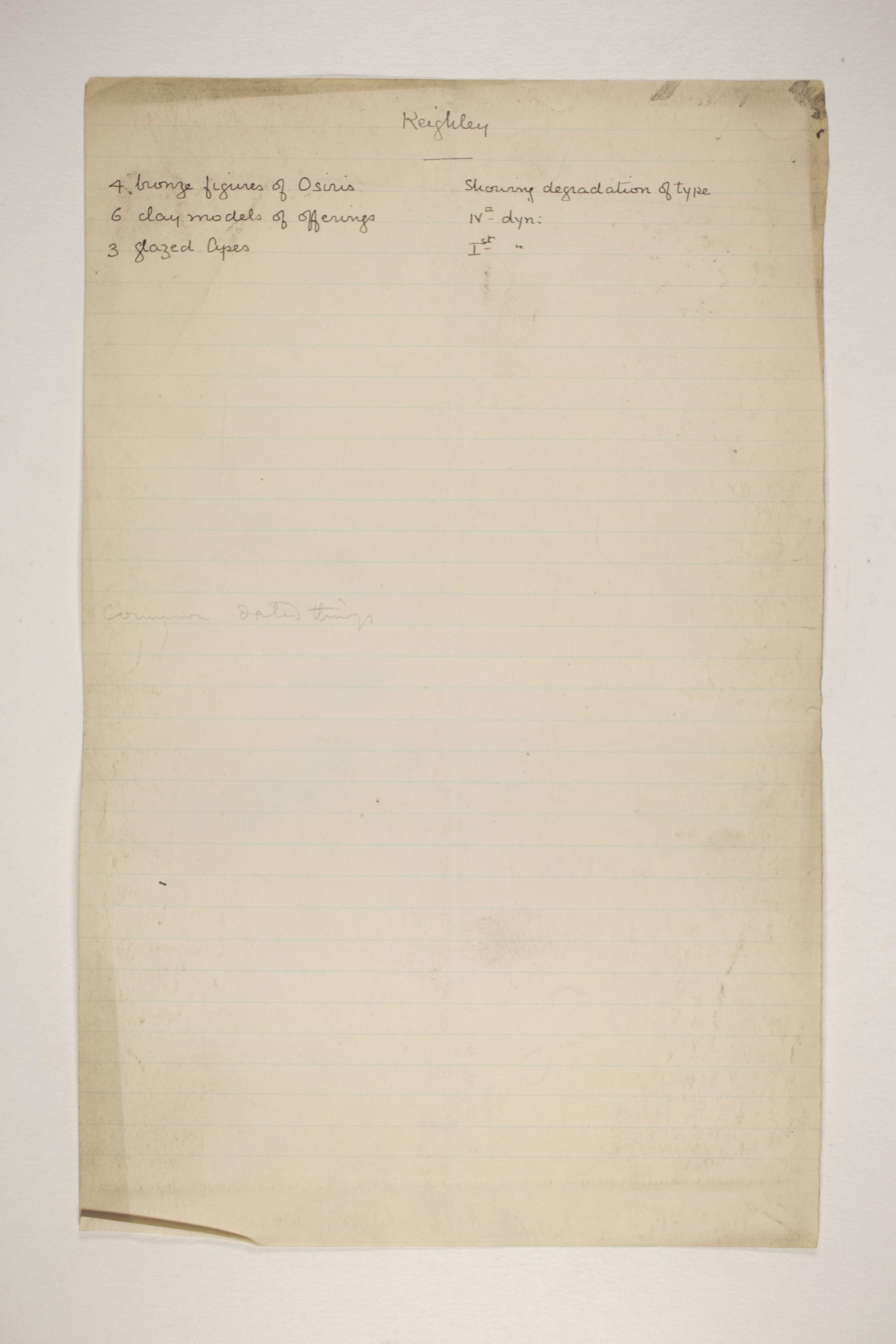 1902-03 Abydos Individual institution list  PMA/WFP1/D/11/34