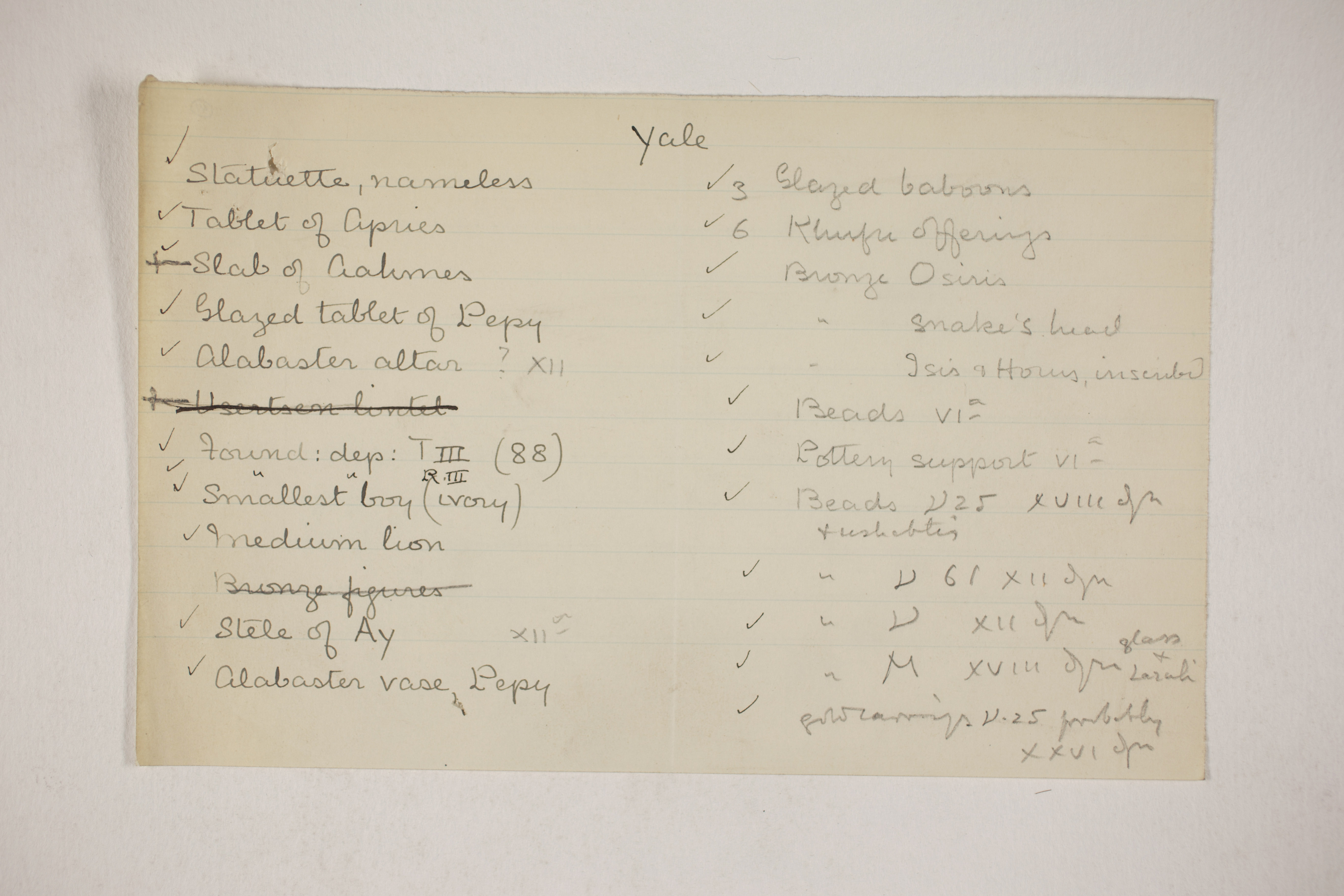 1902-03 Abydos Individual institution list  PMA/WFP1/D/11/41