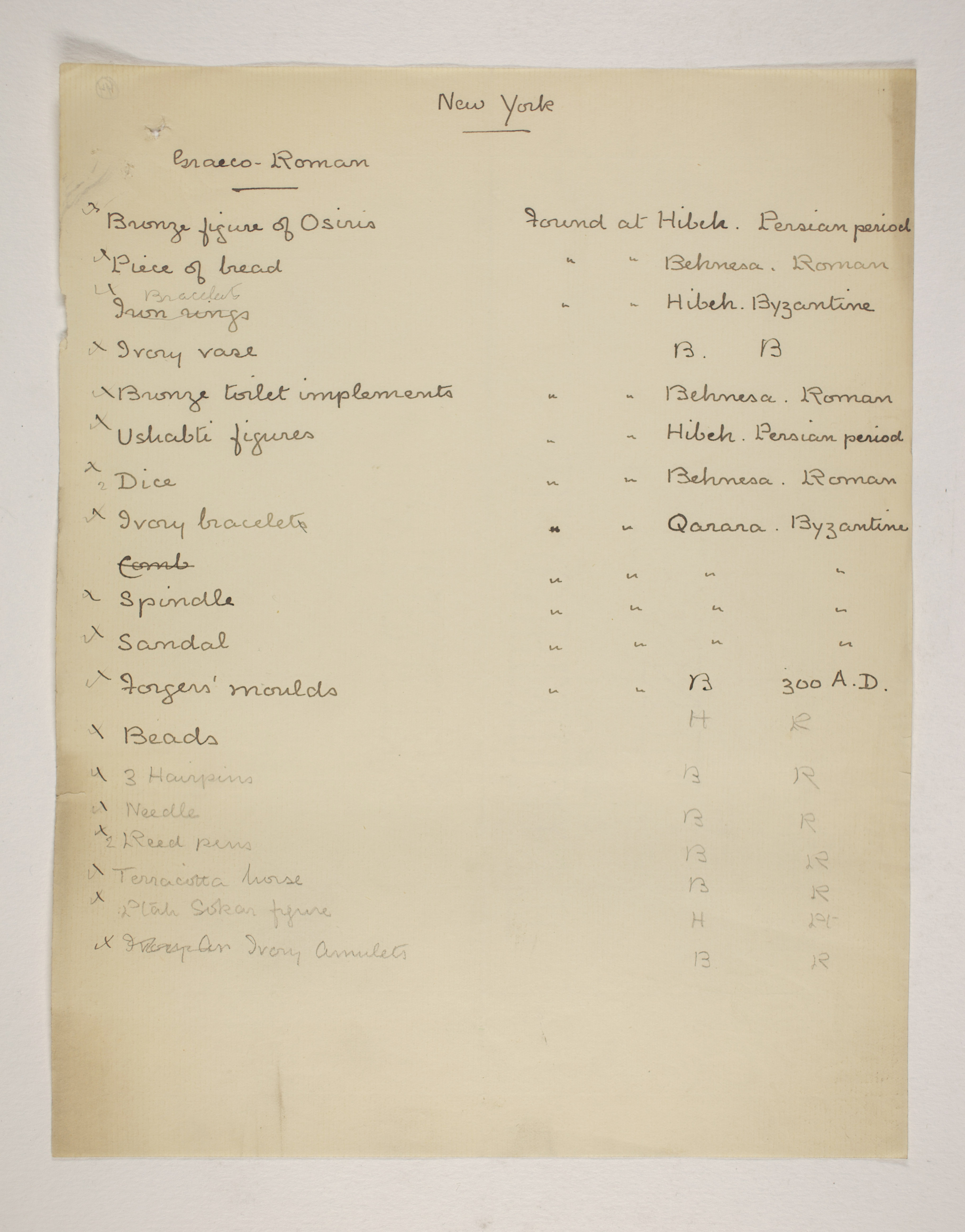 1902-03 Abydos Individual institution list  PMA/WFP1/D/11/44