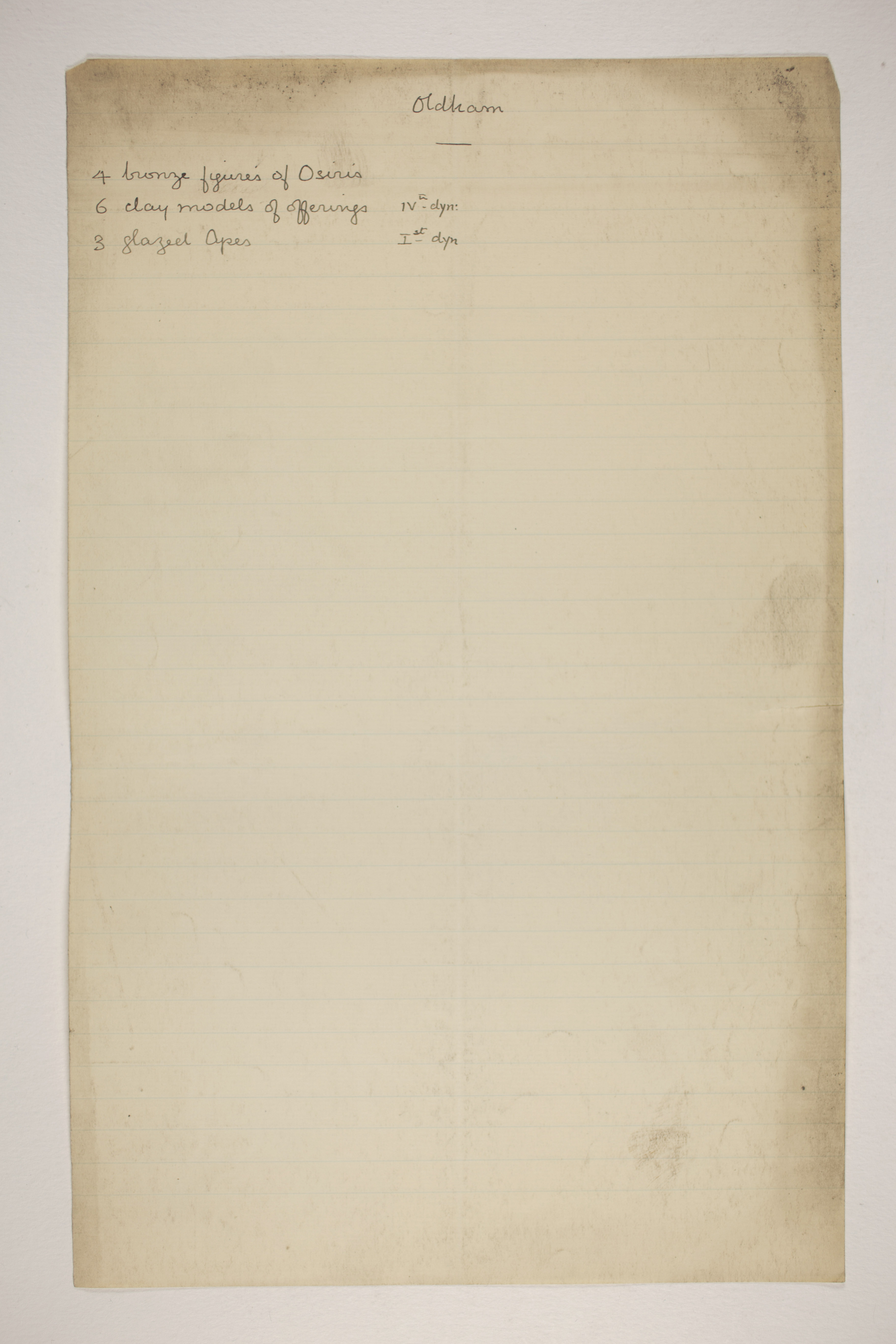 1902-03 Abydos Individual institution list  PMA/WFP1/D/11/45