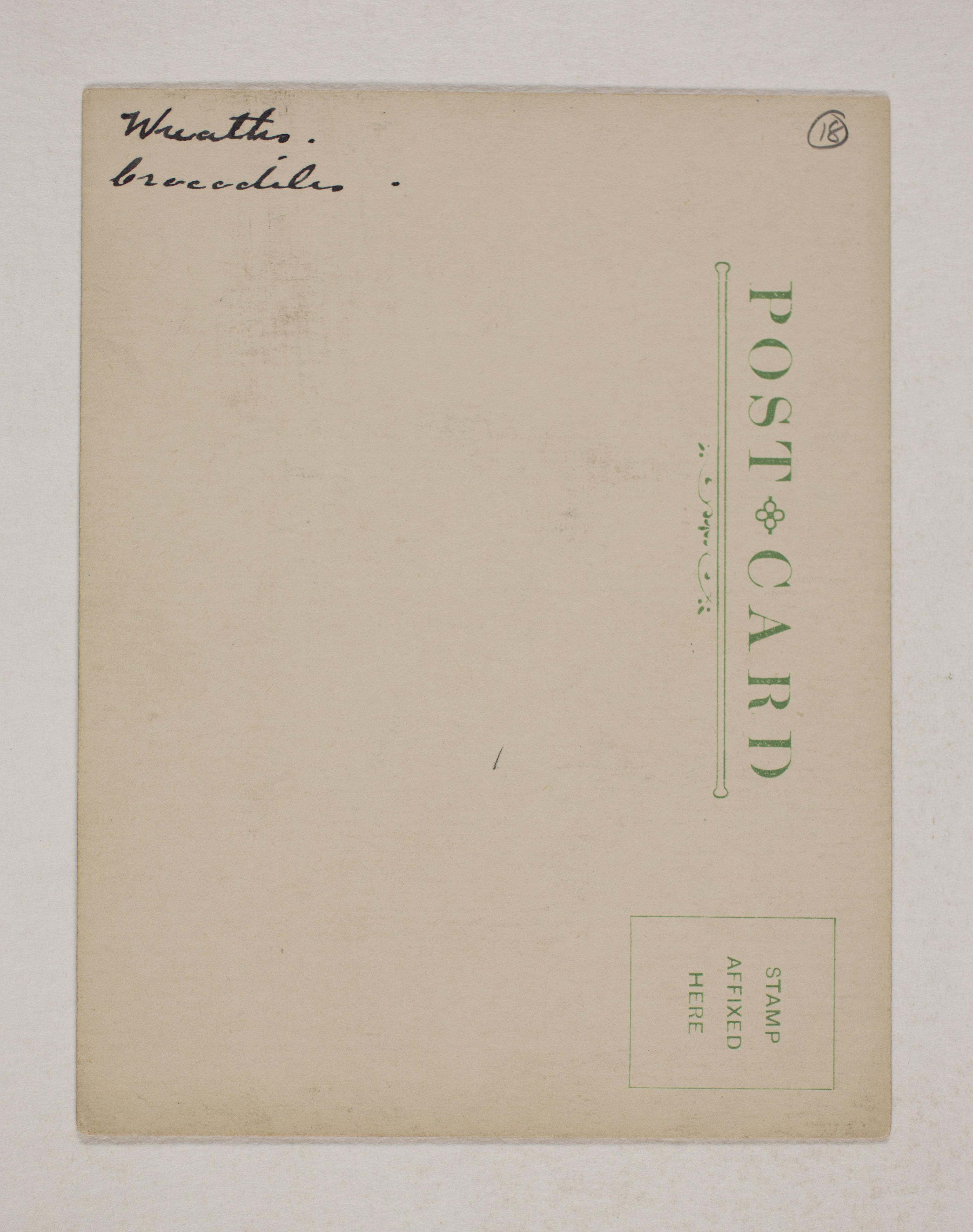 1910-11 Hawara, Gerzeh, Memphis, Mazghuneh Individual institution list  PMA/WFP1/D/19/18.2