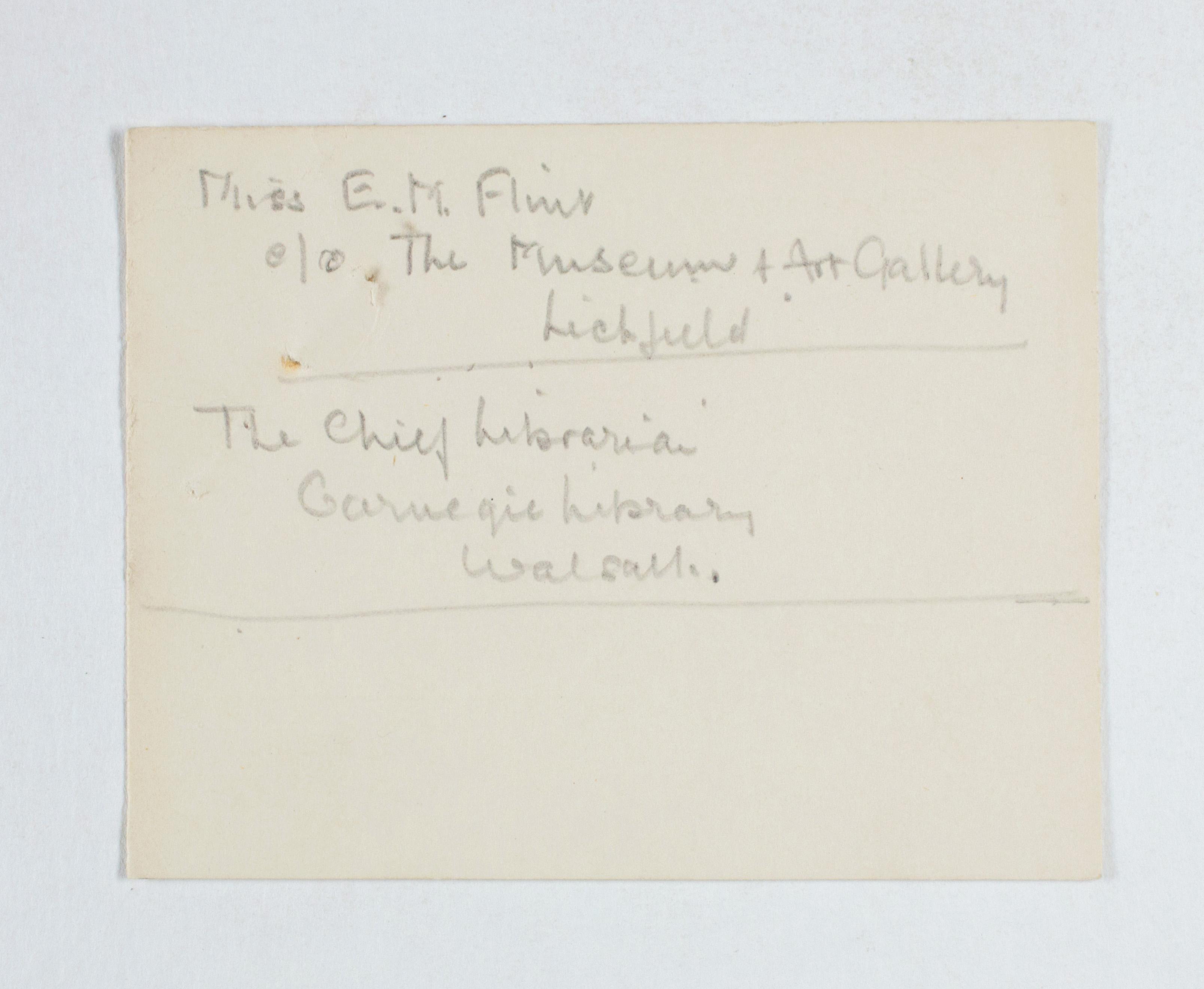 1922-23 Qau el-Kebir Other PMA/WFP1/D/26/36.1