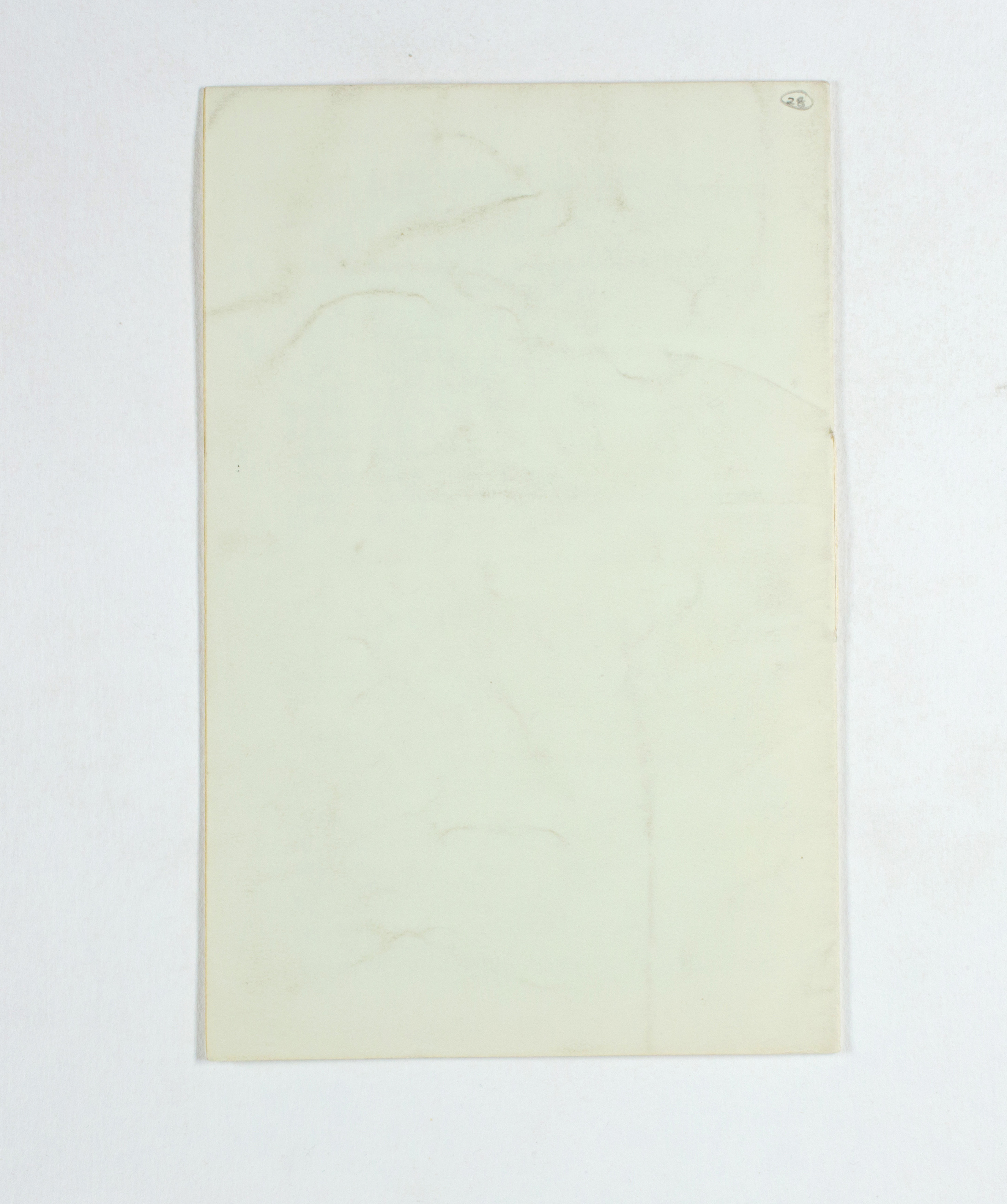 1924-25 Badari, Faiyum Exhibition catalogue PMA/WFP1/D/28/28.9