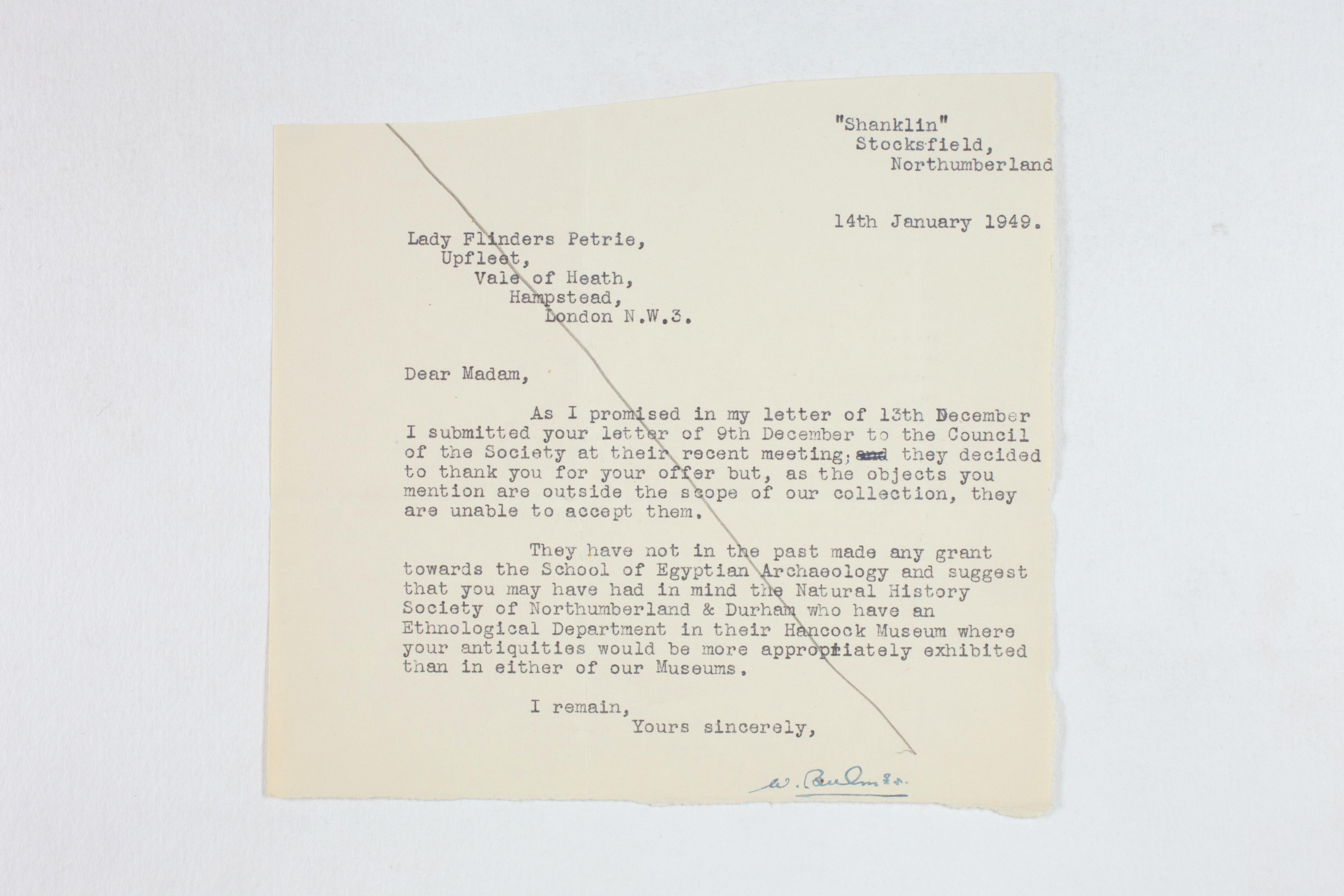 1931-50 Reserve correspondence Correspondence PMA/WFP1/D/32/16