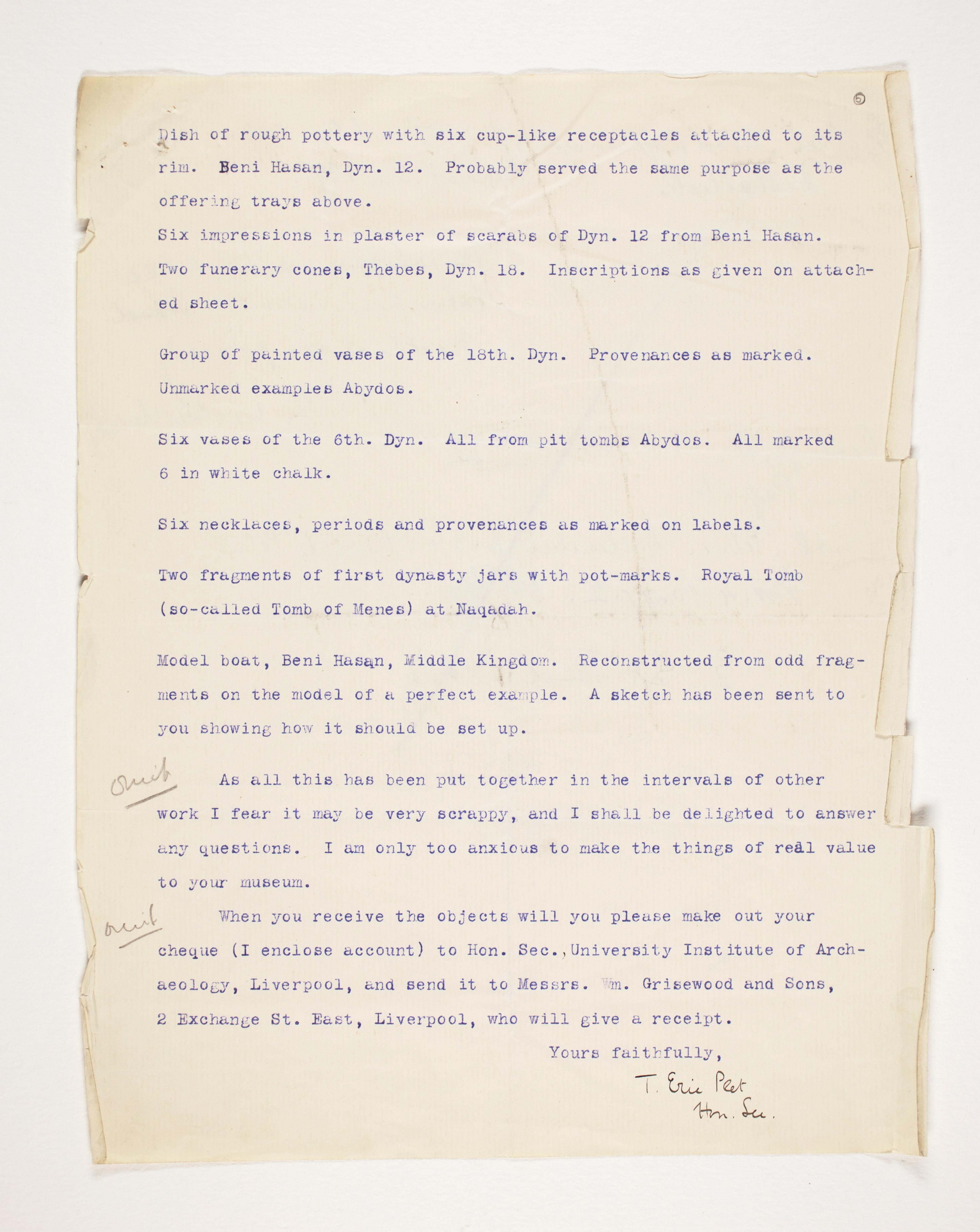 Dishasha 1896-1897, Individual Institution List , PMA/WFP1/D/5/3.5
