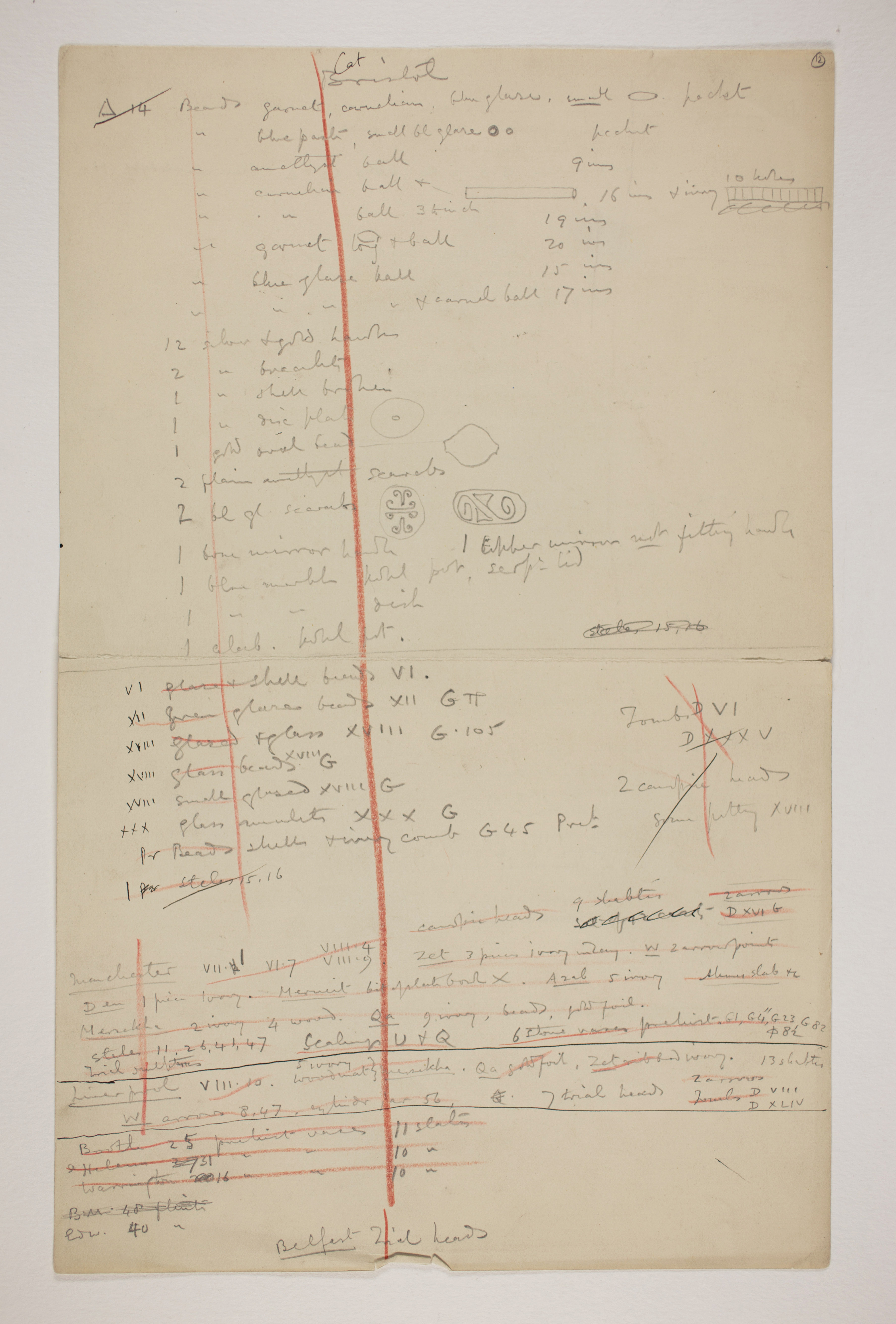 1899-1900 Abydos Multiple institution list PMA/WFP1/D/8/11.1