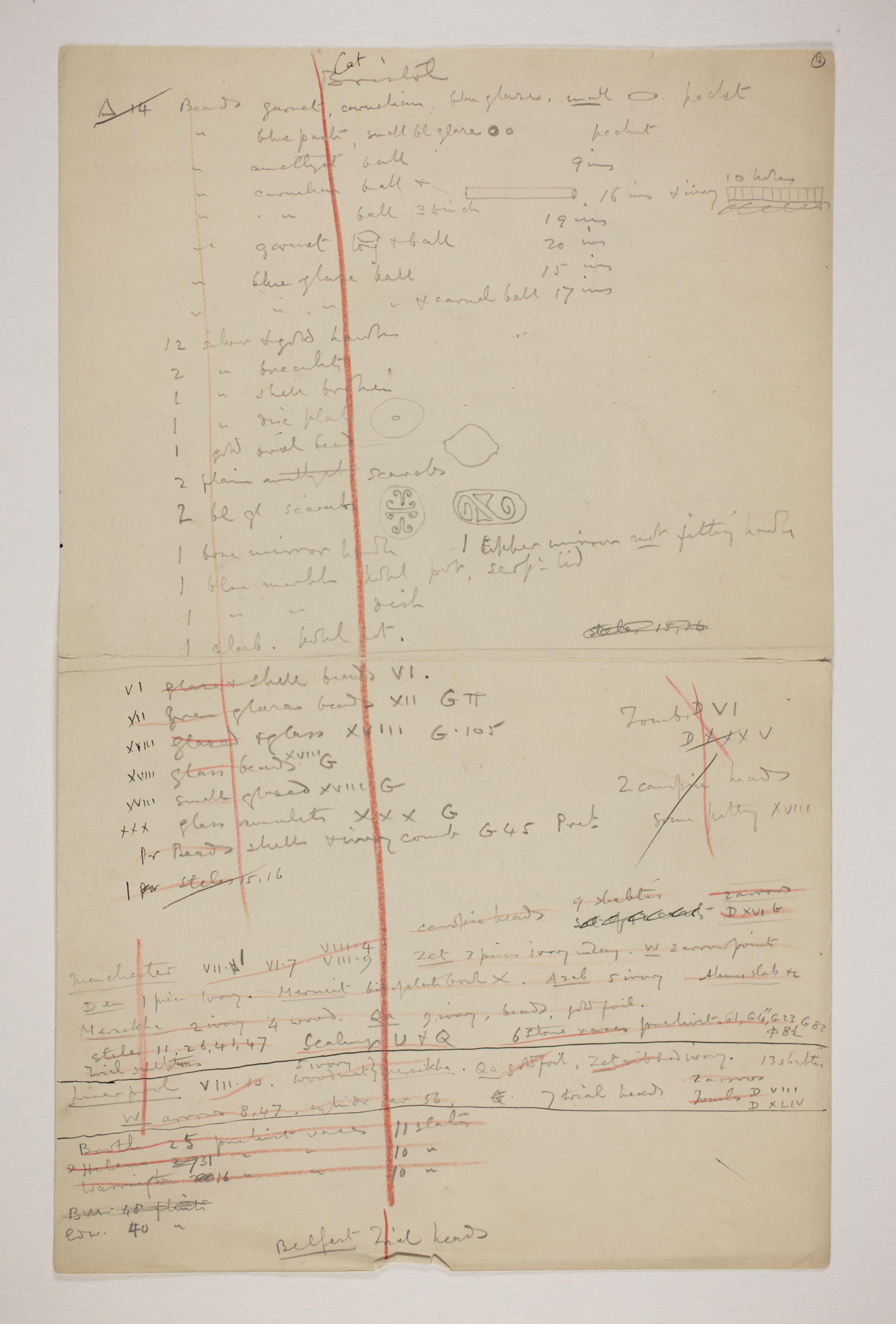 1899-1900 Abydos Multiple institution list PMA/WFP1/D/8/11.1