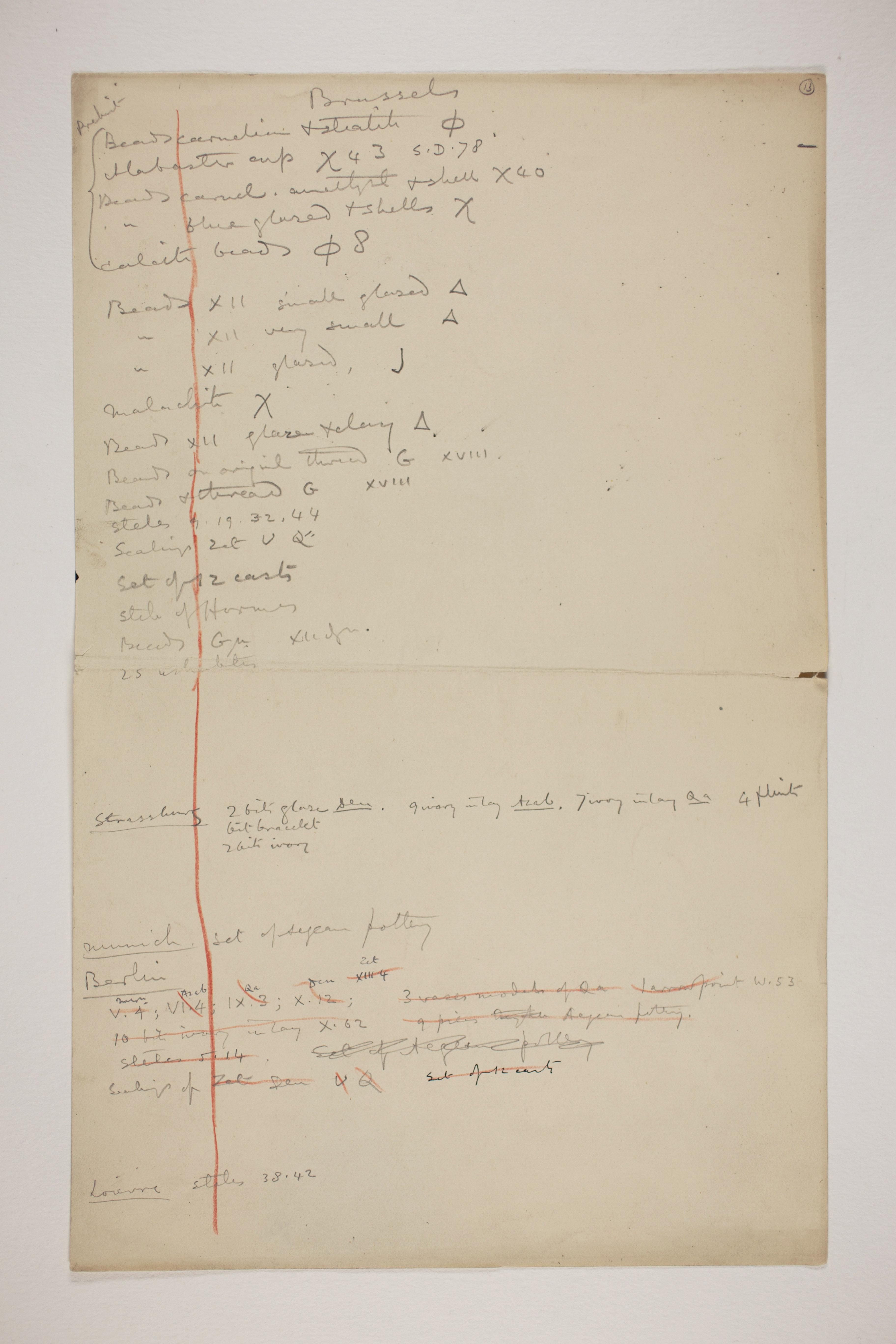 1899-1900 Abydos Multiple institution list PMA/WFP1/D/8/12