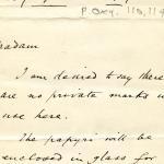 1895-1903 Oxyrhynchus, Faiyum DIST.18.08a