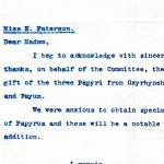 1902-07 Oxyrhynchus, Faiyum, el-Hibeh DIST.22.14