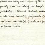 1904-05 Sinai, Deir el-Bahri, Oxyrhynchus, Naukratis DIST.23.06b