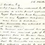 1904-05 Sinai, Deir el-Bahri, Oxyrhynchus, Naukratis DIST.23.24