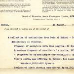 1905-06 Deir el-Bahri, Oxyrhynchus DIST.26.21