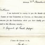 1905-06 Oxyrhynchus, el-Hibeh, Faiyum DIST.27.14
