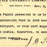 1905-06 Oxyrhynchus, el-Hibeh, Faiyum DIST.27.31a