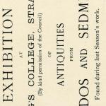 1909-10 Abydos, Sedment, Gahmut, Ihnasya DIST.31.08d
