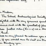 1922-71 Miscellaneous correspondence with museums DIST.42.05