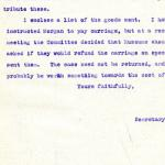 1922-71 Miscellaneous correspondence with museums DIST.42.66b