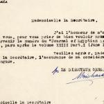 1926-39 correspondence with Antiquities Service DIST.50.40