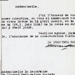 1926-39 correspondence with Antiquities Service DIST.50.43