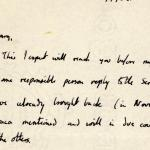 1926-39 correspondence with Antiquities Service DIST.50.44