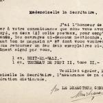 1926-39 correspondence with Antiquities Service DIST.50.54