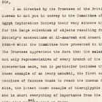 1928-29 el-Amarna and Armant DIST.51.10