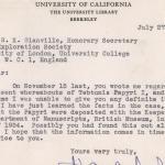 1934-38 Tebtunis papyri correspondence DIST.59.03