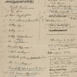 1902-03 Abydos Multiple institution list PMA/WFP1/D/11/35