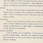 1904-05 Saqqara, Serabit el-Khadim, Sinai, Magharah, Sinai Correspondence PMA/WFP1/D/13/9