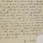 1913-14 Lahun, Haraga Correspondence PMA/WFP1/D/22/13.2