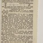 1913-14 Lahun, Haraga Mailing label PMA/WFP1/D/22/50.13