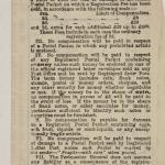 1913-14 Lahun, Haraga Mailing label PMA/WFP1/D/22/50.17