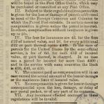 1913-14 Lahun, Haraga Mailing label PMA/WFP1/D/22/50.9