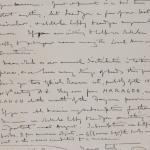 1913-14 Lahun, Haraga Correspondence PMA/WFP1/D/22/54