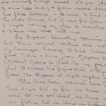 1919-21 Sedment, Lahun Correspondence PMA/WFP1/D/24/12.3