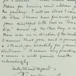 1922-23 Qau el-Kebir Correspondence PMA/WFP1/D/26/30.2