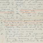 1922-23 Qau el-Kebir Correspondence PMA/WFP1/D/26/46.1