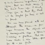 1923-24 Qau el-Kebir, Hemamieh Correspondence PMA/WFP1/D/27/45.2