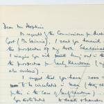 1929-30 Qau el-Kebir, Mostagedda Correspondence PMA/WFP1/D/31/1.4