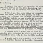 1931-50 Reserve correspondence Correspondence PMA/WFP1/D/32/12.1