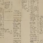 1899-1900 Abydos Object list PMA/WFP1/D/8/16.4