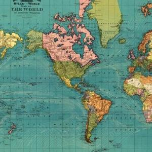 Rand McNally Atlas of the World