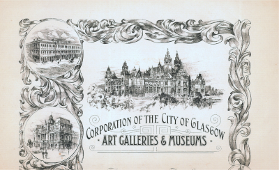 Glasgow Art Galleries and Museums letterhead