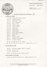 1986-2001 Saqqara, Qasr Ibrim and Memphis DIST.74.24
