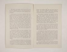 1909-10 Meidum, Memphis Exhibition catalogue PMA/WFP1/D/18/15.3